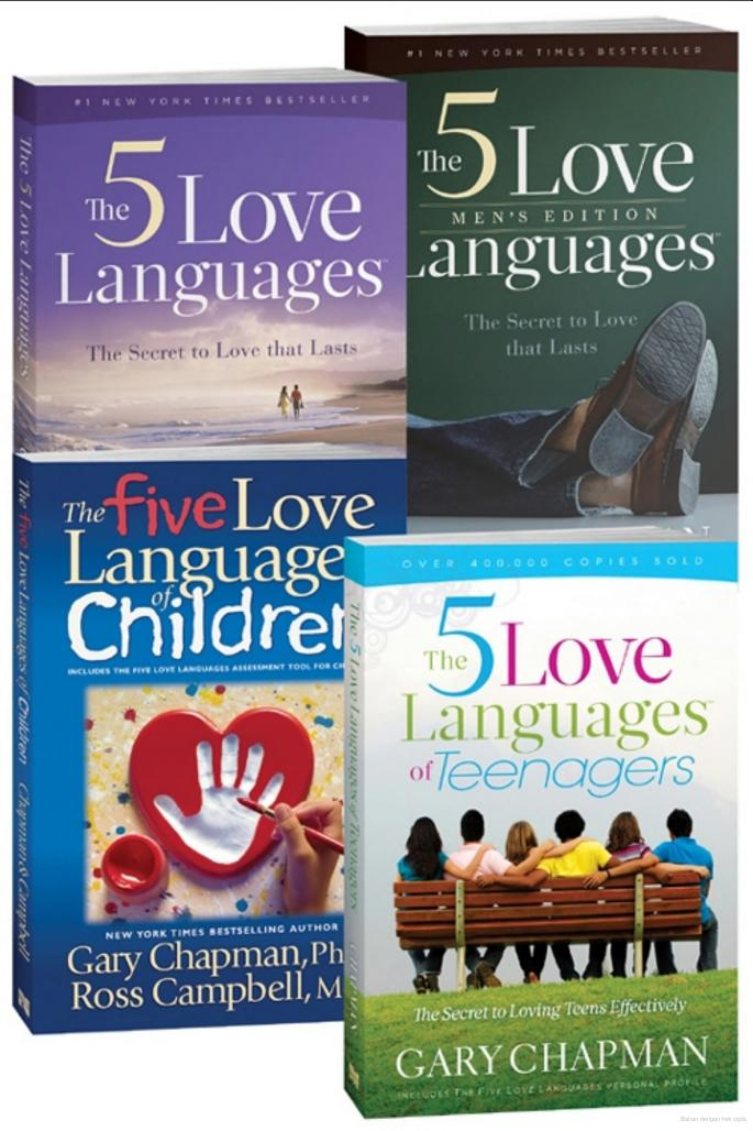 chapman five love languages pdf