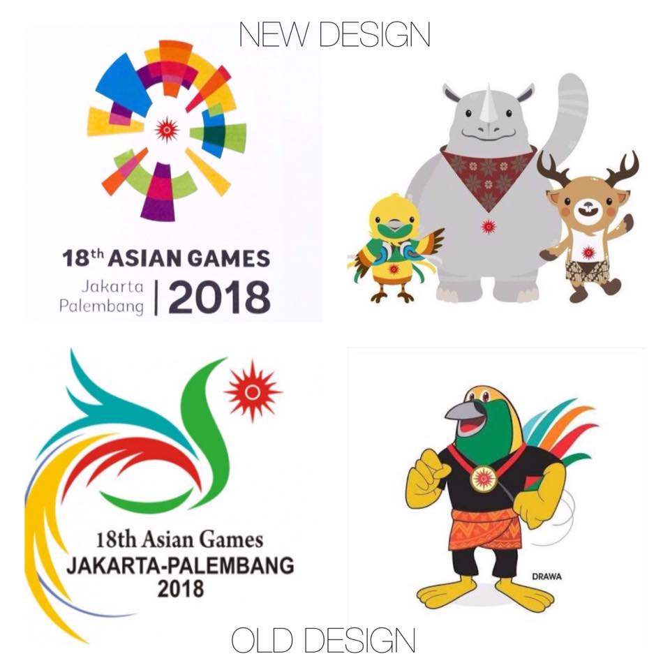 """Asian Games 2018 """" Energy Asia"""""""